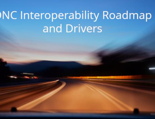 The ONC's Interoperability Roadmap Drivers 2015 – 2024