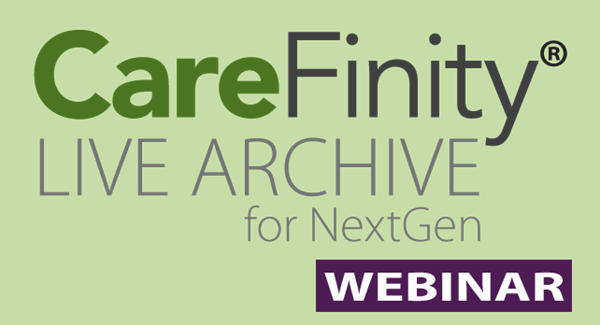 EHR Data archive
